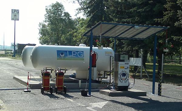 LPG Autógáz